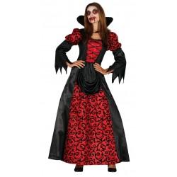 Disfraz vampiresa adulta talla m vampira