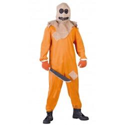 Disfraz calabaza diabolica talla l terror