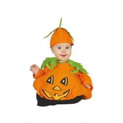 Disfraz calabaza para bebe halloween