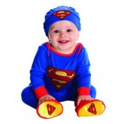 Disfraz superman para bebe