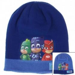 Gorro pj masks azul oscuro para niño