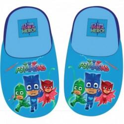 Zapatillas pj mask azul claro para niño