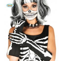Guante esqueleto 40 cms
