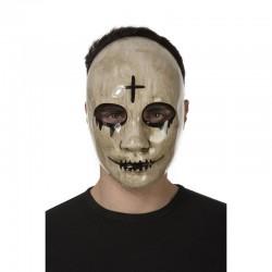 Mascara la purga barata para hombre careta halloween