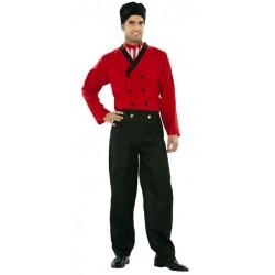 Disfraz holandes adulto talla m-l traje de holanda