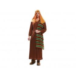 Disfraz hebreo arabe para hombre talla ml navidad