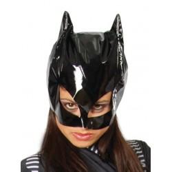 Mascara mujer gato