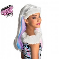 PELUCA ABBEY BOMINABLE MONSTER HIGH