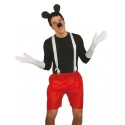 Disfraz mickey mousse