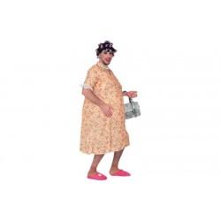 Disfraz mujer exhibicionista ama de casa