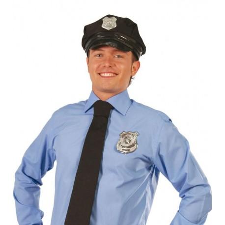 PLACA POLICIA METAL 16151 GUI CHAPA