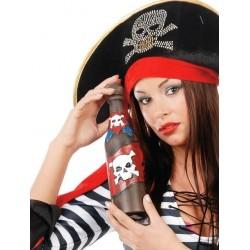Botella pirata