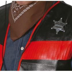 ESTRELLA SHERIFF VAQUERO DEL OESTE