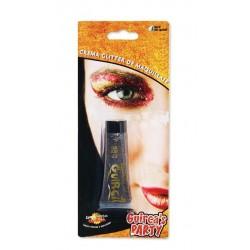 Maquillaje glitter multicolor