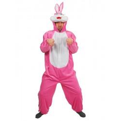 Disfraz conejo para adulto talla estandar hombre