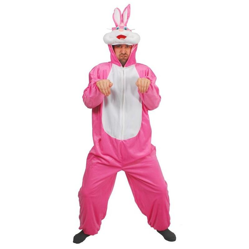 Disfraz de conejo para adulto barato. Tienda de disfraces online