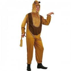 Disfraz de leon para adulto talla estandar