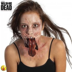 LENGUA ZOMBIE WALKING DEAD