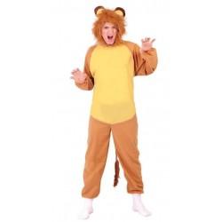 Disfraz leon para adulto talla unica 80307