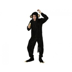 Disfraz mono macaco simio talla m-l adulto 95398