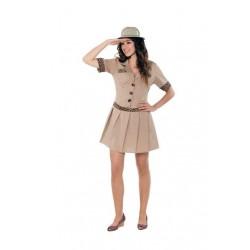 Disfraz exploradora chica safari aventurera 706240