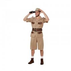 Disfraz explorador safari aventurero 706284