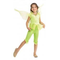Disfraz campanilla con alas talla 3-4 años s 88275
