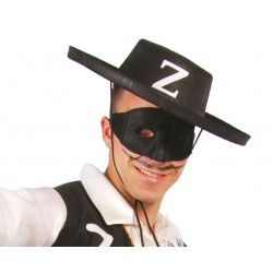 Sombrero zorro fieltro