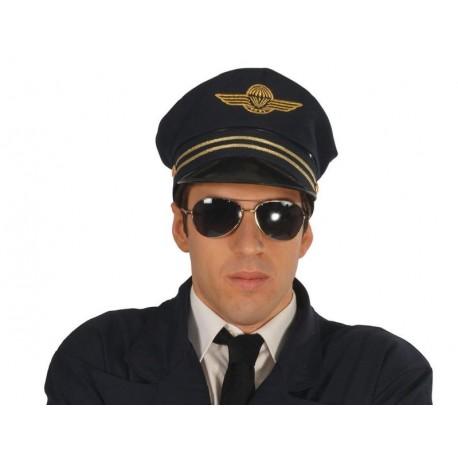 Gorra piloto de avion 13066 gui. Disfraces baratos online 1648cce271b
