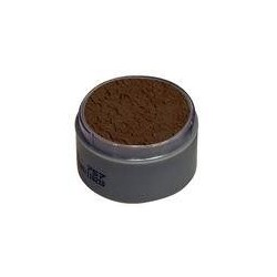 Maquillaje al agua marron grimas profesional 15 ml