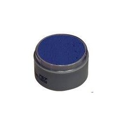 Maquillaje azul al agua grimas profesional 15 ml