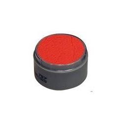 Maquillaje rojo al agua grimas profesional 505 15 ml