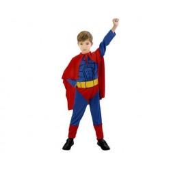 DISFRAZ SUPER HEROE 10 12ANOS
