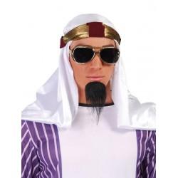 Turbante principe del desierto arabe 18116 gui