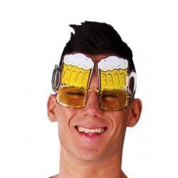 Gafas cerveza jarra broma octberfest tiroles 16226