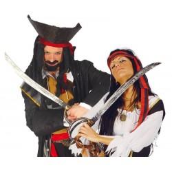Espada pirata 70 cm lujo 16080 gui