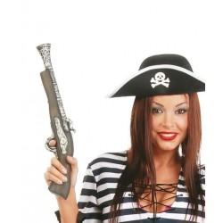Pistolon trabuco  42 cm pirata 16572 gui