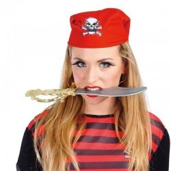 Daga pirata 34 cm espada corta 16685 gui