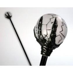 Vara y bola de cristal del diablo 120 cm baston di