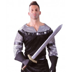 Espada rey 85 cms medieval 18051 gui