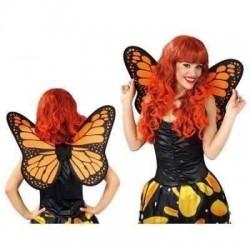 Alas mariposa naranjas 18391 gui
