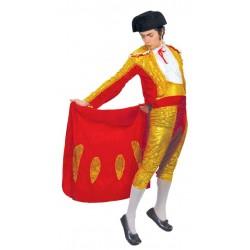 Disfraz torero lujo para adulto talla estandar