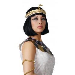 Pulsera cleopatra espiral oro