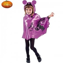 CAPA MINNIE MOUSE T. M 5-7 AÑOS