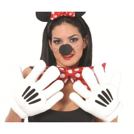 MANOS RATON MICKEY O MINNIE MOUSE 16579 GUI