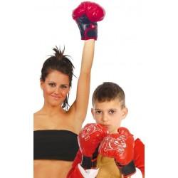 Par guantes de boxeo infantil