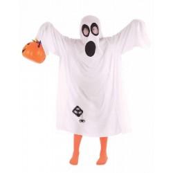 Disfraz fantasma truco o trato halloween infantil