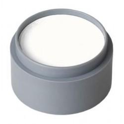Maquillaje blanco al agua grimas profesional 25 ml
