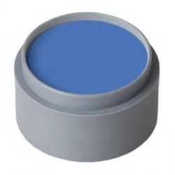 Maquillaje azul 303 al agua grimas profesional