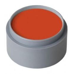Maquillaje rojo 501 al agua grimas profesional